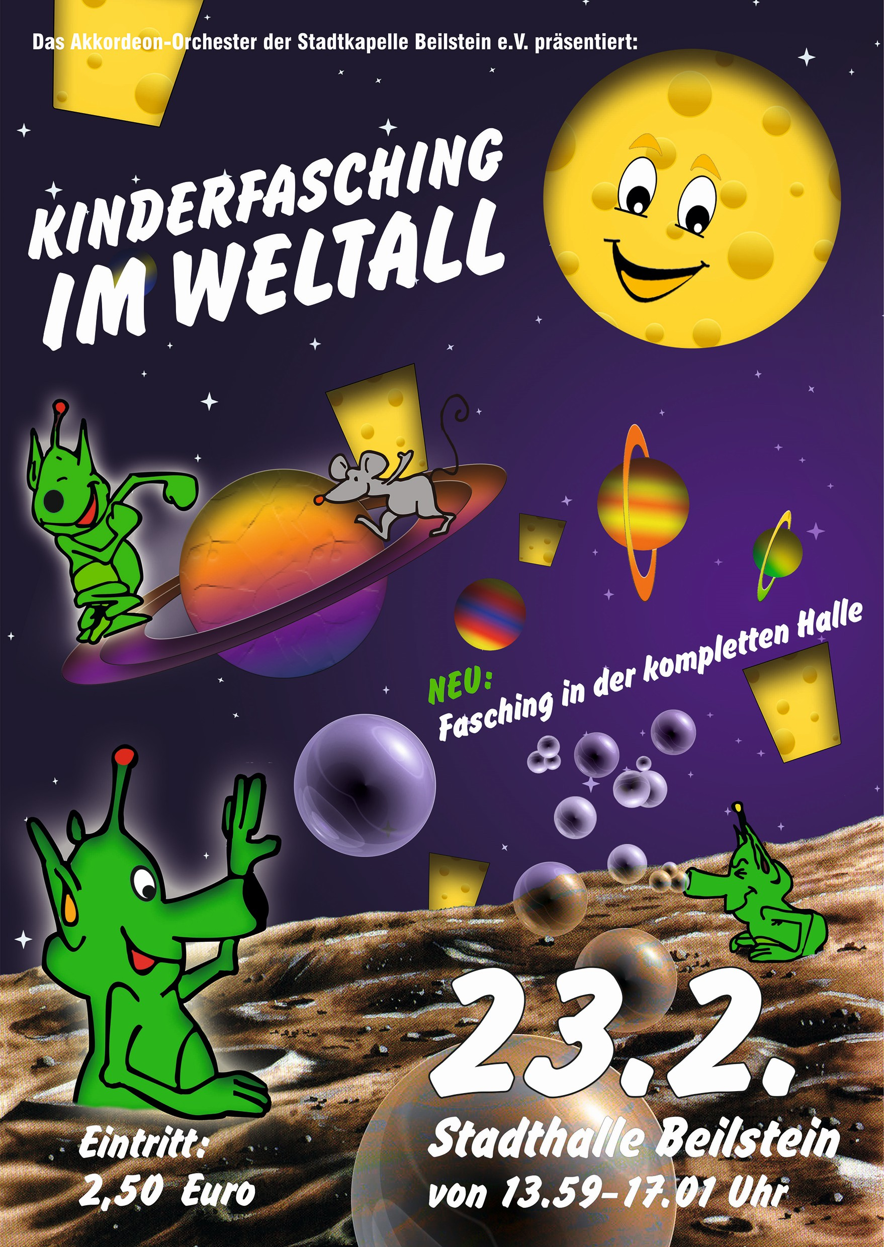 Kinderfasching 2019 - 1